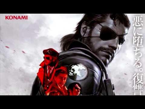 Metal Gear Solid V  - Phantom Pain Ambient Mix - Depth of Field Mix Part 1