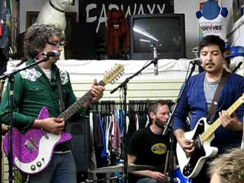 Be/Non - Not Tonight - Live At Earwaxx Records, Record Store Day, KC, MO, 4/16/11