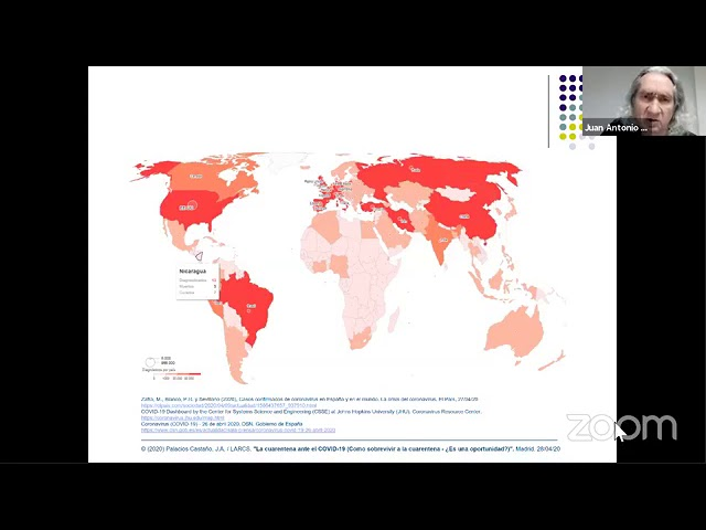 La Cuarentena ante la pandemia de coronavirus ¿Está justificada? ¿Tiene impacto psicológico?