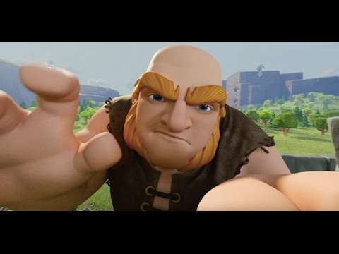 Clash Of Clans 360: Experience A Virtual Reality Raid
