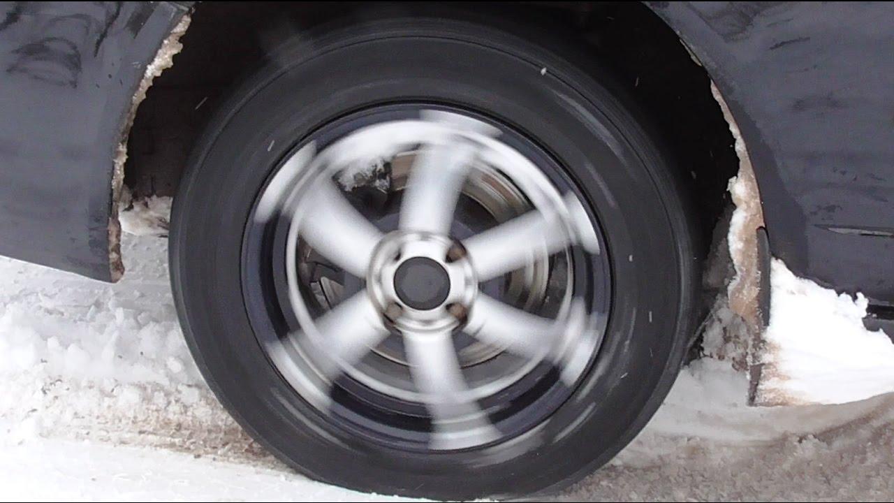 Покупка зимних колёс на Приору