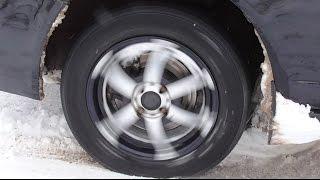 видео Автомобильные зимние шины: правильный выбор и установка. Как ставить зимнюю резину