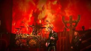 Richie Faulkner Shreds at Judas Priest Firepower tour, Connecticut