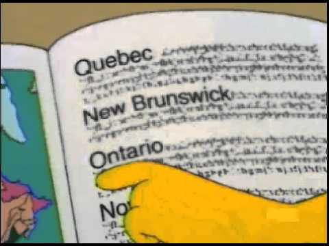 How to remember original Canadian provinces