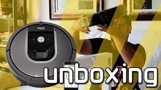 UNBOXING Y REVIEW DE ROOMBA 960: BARTOLA I LOVE YOU ❤😍