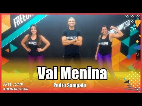 Vai Menina - Pedro Sampaio   Coreografia Free Jump (AULA DE JUMP)