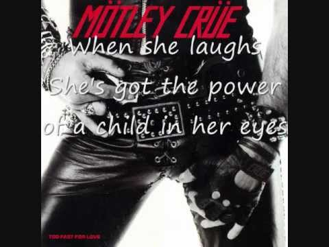 Mötley Crüe- Starry Eyes (with lyrics)