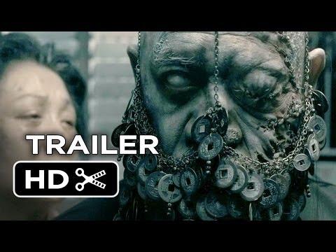 Rigor Mortis Official Trailer 1 (2014) - Hong Kong Horror Movie HD