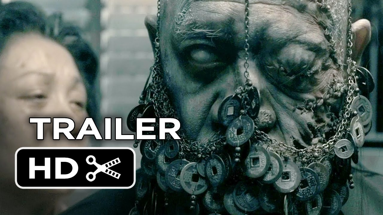 Rigor Mortis Official Trailer 1 (2014) - Hong Kong Horror Movie HD