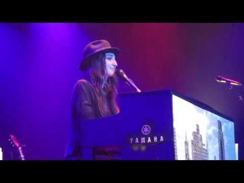 05.23.13 Sara Bareilles - fun with King of Anything - Highline Ballroom NYC