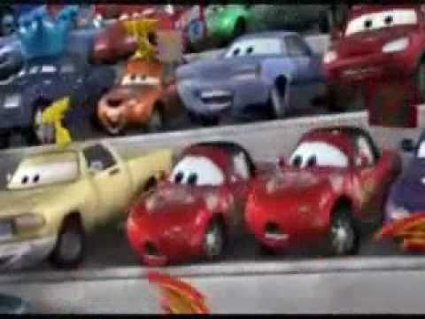 Pixar Cars - Beautiful Life (Remix)