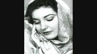 Maria Callas First Recital Qui la voce 1949* thumbnail
