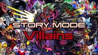 EVERY Possible VILLAIN in Super Smash Ultimate Story Mode!!! [Theory/Predictions]