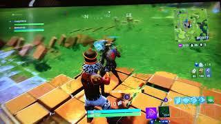 Floor is lava challenge Fortnite Battle Royale