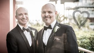 Same Sex Wedding in South Beach - Jace & Luis