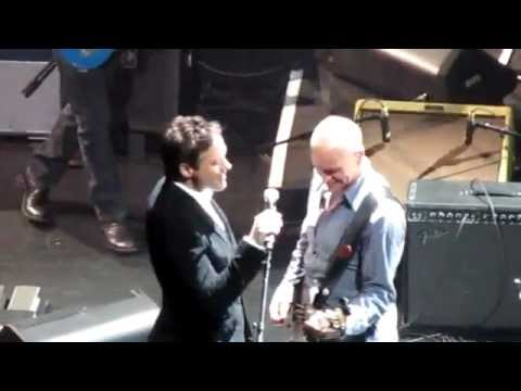 Robert Downey Jr. Duet With Sting Will Drive You To Tears