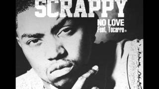 Lil Scrappy ft  Tocarra   No Love  Screwed & Chopped By D J  LILBONE