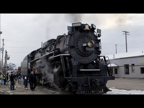 Michigan's Christmas train: The North Pole Express