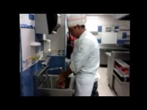 Lavado correcto para cocina youtube for Programa de cocina de la 1