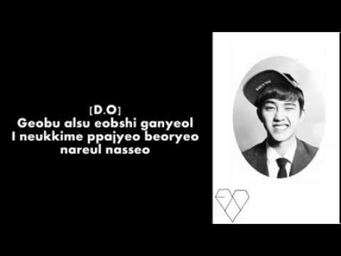 EXO   WOLF Lyrics   Romanization]