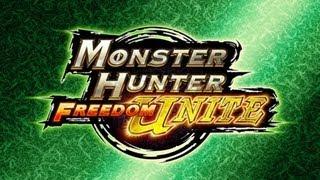 MHFU - Reckless Bulldrome Hunter (1*)