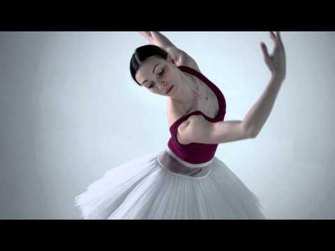 Bolshoi Ballet in Cinema 2014-15 Season Trailer starring Olga Smirnova and David Hallberg