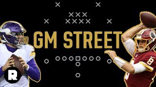 Marcus Peters to the Rams and 2018 NFL Combine Predictions | GM Street (Ep. 240)