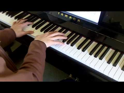 ABRSM Piano 2013-2014 Grade 5 A:2 A2 Beethoven Minuet In D WoO 7 No.7 Performance