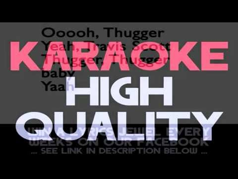 Karaoke TRAVIS SCOTT feat  Young Thug & Quavo Pick Up The Phone Instrumental