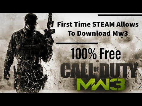 Download 100% Free STEAM Game Call Of Duty Modern Warfare 3 Online
