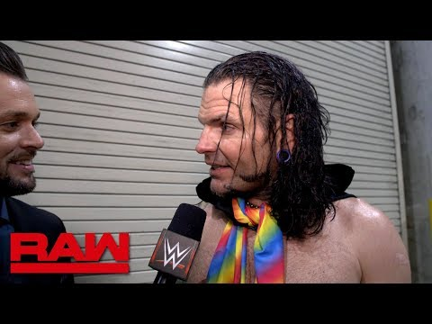 Will we be seeing more of Brother Nero?: Raw Exclusive, April 9, 2018