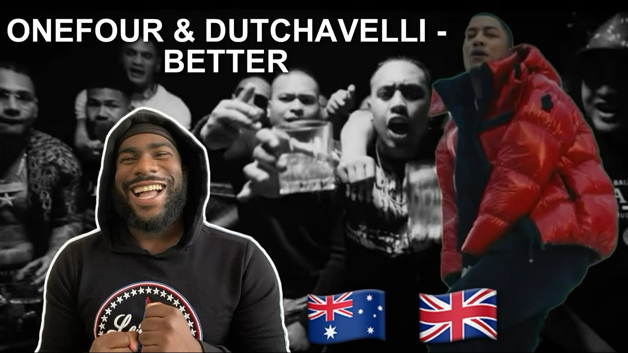 ??UK REACTS TO | ONEFOUR, DUTCHAVELLI & CARNAGE - BETTER (OFFICIAL MUSIC VIDEO)??