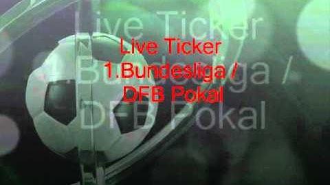 [Intro] Offizielles Intro von Live Ticker 1.Bundesliga / DFB Pokal