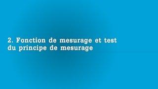 02 - Fonction de mesurage et test du principe de mesurage