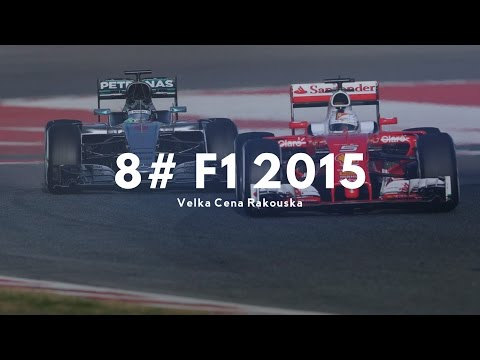 8# F1 2015 ► Velká cena - Rakousko ► cože ? cože? jako fakt?►