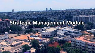 MBA International Healthcare Management: Strategic Management Module, India