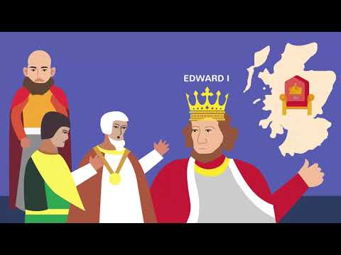 Scotland History In 5 Minutes - Animated