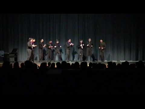 Medway High School A Capella - The Lion Sleeps Tonight