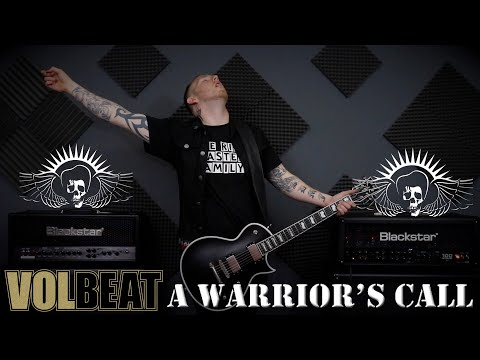 Volbeat - A Warrior's Call ( Guitar Cover)