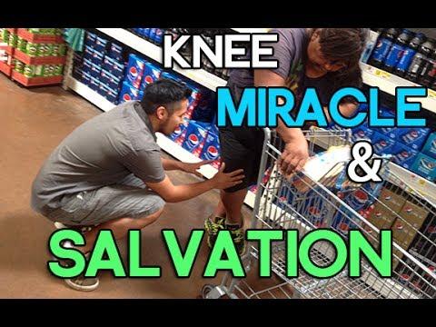 LOVESAYSGO - Jason Chin : Jesus Miracle And Salvation In Walmart