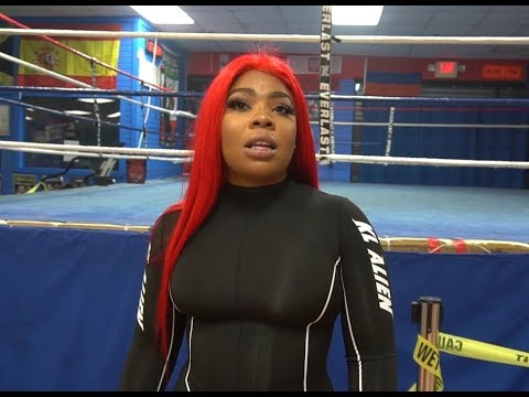 PHARA FUNERAL RECAPS HER CONTROVERSIAL BATTLE WITH MS FIT AT QOTR'S PANIC ROOM 4 EVENT