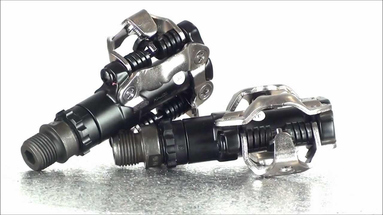 Shimano M520 pedales automáticos