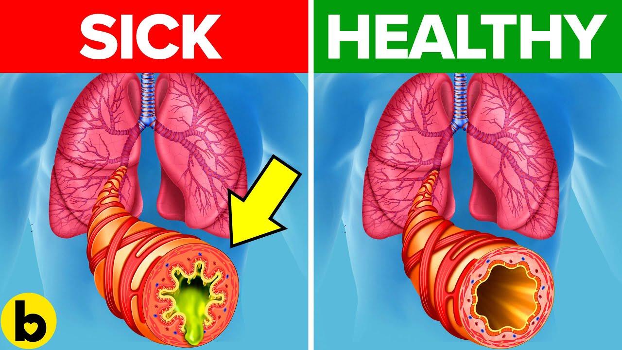 Што се случува со вашето тело кога сте настинати?