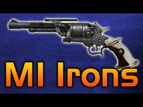 Focus sur Advanced Warfare - Le M1 Irons - YouTube