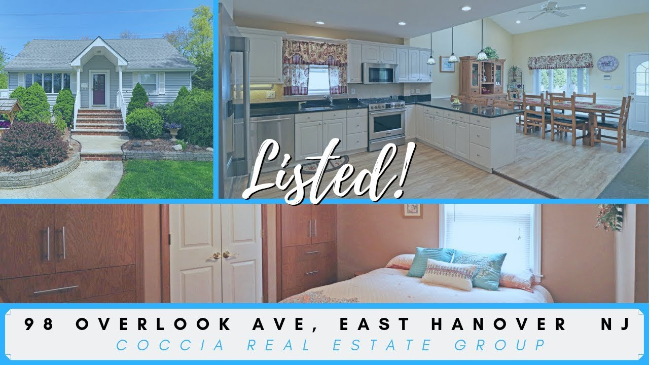 98 Overlook Ave. | Homes for Sale East Hanover, NJ