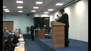 2013.02.23. Юрий Болдырев, речь в клубе