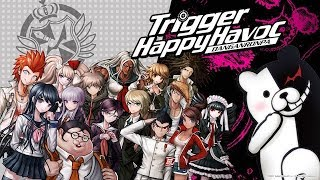 Livestream #51: Danganronpa: Trigger Happy Havoc (feat. TanMan) - Part 2