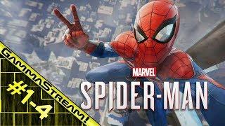 INVESTIGATIVE JOURNALISM IS HARD | Marvel's Spider-Man #1-4