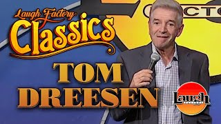 Tom Dreesen   Ex Wife   Laugh Factory Classics   Stand Up Comedy