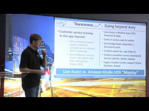 Kris Hopkins on Lighting up your Mobile Apps with Video Assist